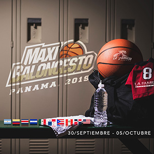 Maxi Baloncesto Panamá 2019