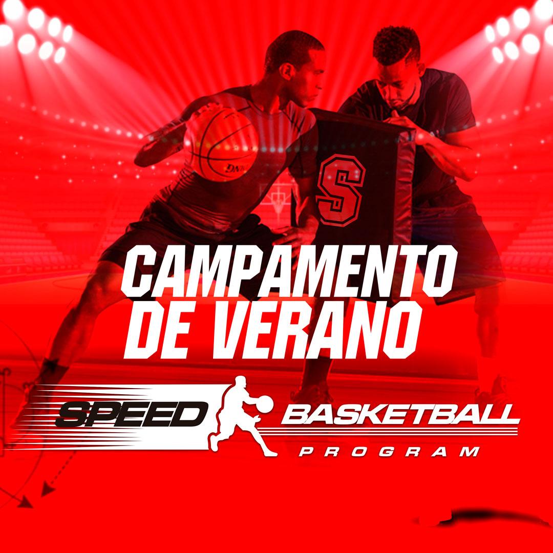 Speed Basketball Program flyer