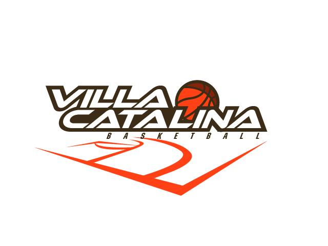 villa catalina basketball logo light