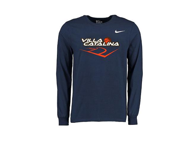 villa catalina basketball t-shirt